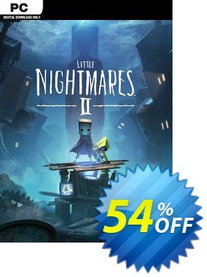 Little Nightmares II PC discount coupon Little Nightmares II PC Deal 2021 CDkeys - Little Nightmares II PC Exclusive Sale offer for iVoicesoft