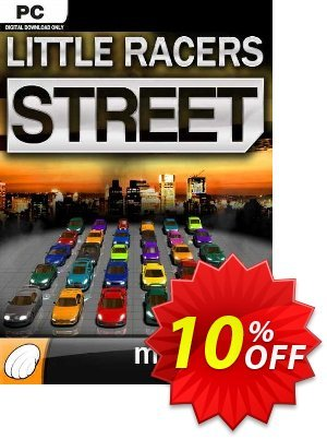 Little Racers STREET PC discount coupon Little Racers STREET PC Deal 2021 CDkeys - Little Racers STREET PC Exclusive Sale offer for iVoicesoft