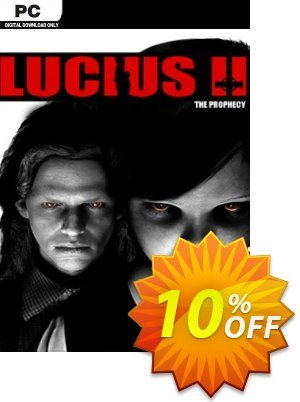 Lucius II PC discount coupon Lucius II PC Deal 2021 CDkeys - Lucius II PC Exclusive Sale offer for iVoicesoft
