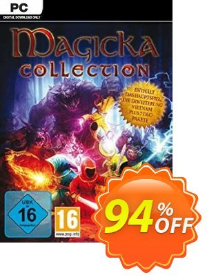 Magicka -The Collection PC discount coupon Magicka -The Collection PC Deal 2021 CDkeys - Magicka -The Collection PC Exclusive Sale offer for iVoicesoft