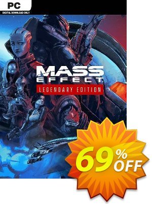 Mass Effect Legendary Edition PC (EN) Coupon, discount Mass Effect Legendary Edition PC (EN) Deal 2021 CDkeys. Promotion: Mass Effect Legendary Edition PC (EN) Exclusive Sale offer for iVoicesoft