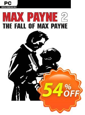 Max Payne 2: The Fall of Max Payne PC discount coupon Max Payne 2: The Fall of Max Payne PC Deal 2021 CDkeys - Max Payne 2: The Fall of Max Payne PC Exclusive Sale offer for iVoicesoft