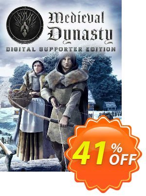 Medieval Dynasty - Digital Supporter Pack PC discount coupon Medieval Dynasty - Digital Supporter Pack PC Deal 2021 CDkeys - Medieval Dynasty - Digital Supporter Pack PC Exclusive Sale offer for iVoicesoft