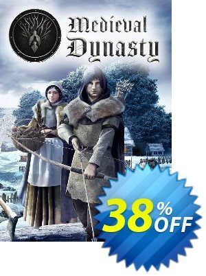 Medieval Dynasty PC discount coupon Medieval Dynasty PC Deal 2021 CDkeys - Medieval Dynasty PC Exclusive Sale offer for iVoicesoft