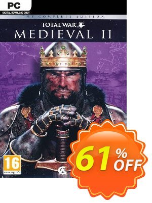 Medieval II: Total War Collection PC discount coupon Medieval II: Total War Collection PC Deal 2021 CDkeys - Medieval II: Total War Collection PC Exclusive Sale offer for iVoicesoft
