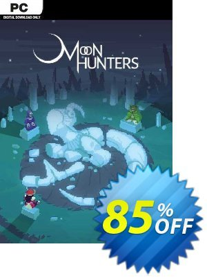 Moon Hunters PC discount coupon Moon Hunters PC Deal 2021 CDkeys - Moon Hunters PC Exclusive Sale offer for iVoicesoft