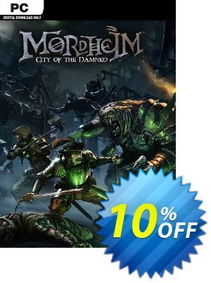 Mordheim City of the Damned PC discount coupon Mordheim City of the Damned PC Deal 2021 CDkeys - Mordheim City of the Damned PC Exclusive Sale offer for iVoicesoft
