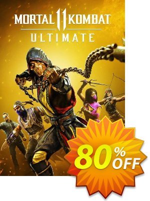 Mortal Kombat 11 Ultimate Edition PC discount coupon Mortal Kombat 11 Ultimate Edition PC Deal 2021 CDkeys - Mortal Kombat 11 Ultimate Edition PC Exclusive Sale offer for iVoicesoft