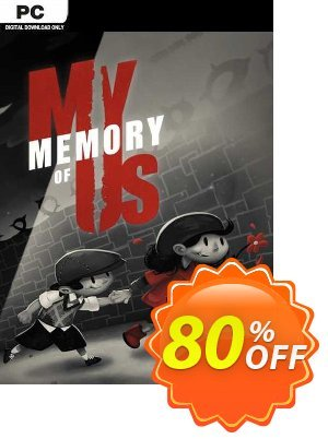 My Memory of Us PC 優惠券,折扣碼 My Memory of Us PC Deal 2021 CDkeys,促銷代碼: My Memory of Us PC Exclusive Sale offer for iVoicesoft
