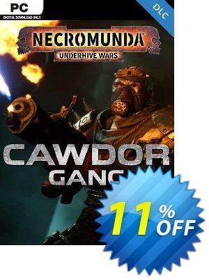Necromunda Underhive Wars - Cawdor Gang PC - DLC Coupon discount Necromunda Underhive Wars - Cawdor Gang PC - DLC Deal 2021 CDkeys