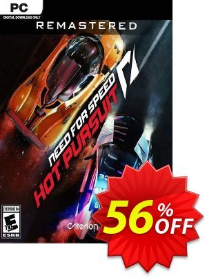 Need for Speed Hot Pursuit Remastered PC discount coupon Need for Speed Hot Pursuit Remastered PC Deal 2021 CDkeys - Need for Speed Hot Pursuit Remastered PC Exclusive Sale offer for iVoicesoft