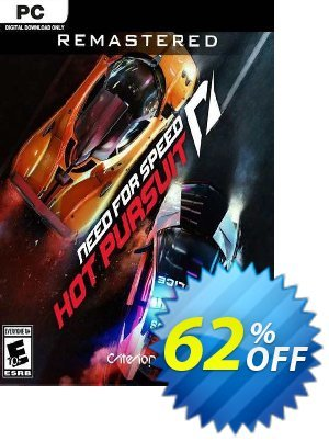 Need for Speed Hot Pursuit Remastered PC (EN) discount coupon Need for Speed Hot Pursuit Remastered PC (EN) Deal 2021 CDkeys - Need for Speed Hot Pursuit Remastered PC (EN) Exclusive Sale offer for iVoicesoft