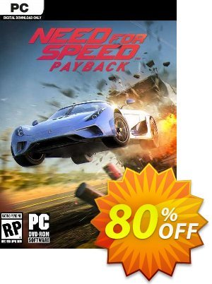 Need For Speed Payback PC (EN) discount coupon Need For Speed Payback PC (EN) Deal 2021 CDkeys - Need For Speed Payback PC (EN) Exclusive Sale offer for iVoicesoft