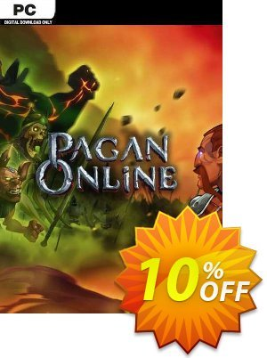 Pagan Online PC discount coupon Pagan Online PC Deal 2021 CDkeys - Pagan Online PC Exclusive Sale offer for iVoicesoft