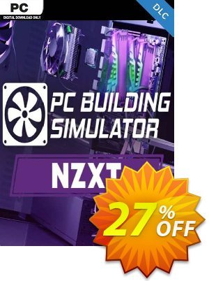 PC Building Simulator - NZXT Workshop PC discount coupon PC Building Simulator - NZXT Workshop PC Deal 2021 CDkeys - PC Building Simulator - NZXT Workshop PC Exclusive Sale offer for iVoicesoft