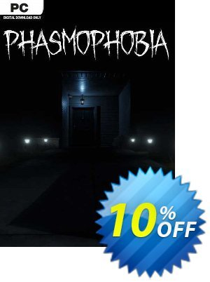 Phasmophobia PC discount coupon Phasmophobia PC Deal 2021 CDkeys - Phasmophobia PC Exclusive Sale offer for iVoicesoft