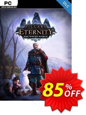 Pillars of Eternity - The White March Part II PC - DLC discount coupon Pillars of Eternity - The White March Part II PC - DLC Deal 2021 CDkeys - Pillars of Eternity - The White March Part II PC - DLC Exclusive Sale offer for iVoicesoft