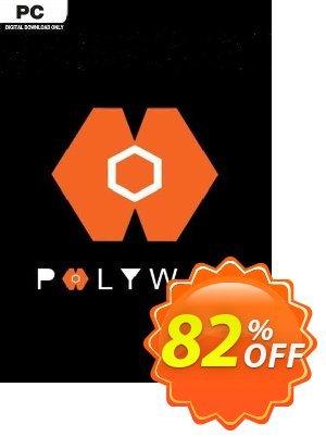 Polywar PC (EN) discount coupon Polywar PC (EN) Deal 2021 CDkeys - Polywar PC (EN) Exclusive Sale offer for iVoicesoft