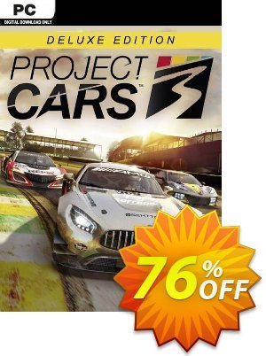 Project Cars 3 Deluxe Edition PC discount coupon Project Cars 3 Deluxe Edition PC Deal 2021 CDkeys - Project Cars 3 Deluxe Edition PC Exclusive Sale offer for iVoicesoft