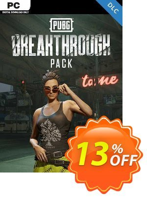 PUBG-Survivor Pass : Breakthrough PC - DLC discount coupon PUBG-Survivor Pass : Breakthrough PC - DLC Deal 2021 CDkeys - PUBG-Survivor Pass : Breakthrough PC - DLC Exclusive Sale offer for iVoicesoft