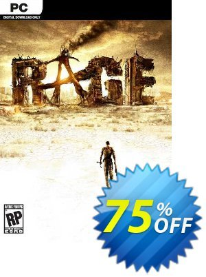 Rage PC (EU) discount coupon Rage PC (EU) Deal 2021 CDkeys - Rage PC (EU) Exclusive Sale offer for iVoicesoft