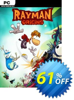 Rayman Origins PC (EU) 優惠券,折扣碼 Rayman Origins PC (EU) Deal 2021 CDkeys,促銷代碼: Rayman Origins PC (EU) Exclusive Sale offer for iVoicesoft