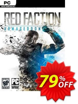 Red Faction Armageddon PC (EU) discount coupon Red Faction Armageddon PC (EU) Deal 2021 CDkeys - Red Faction Armageddon PC (EU) Exclusive Sale offer for iVoicesoft