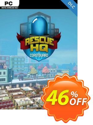 Rescue HQ - Coastguard PC - DLC discount coupon Rescue HQ - Coastguard PC - DLC Deal 2021 CDkeys - Rescue HQ - Coastguard PC - DLC Exclusive Sale offer for iVoicesoft