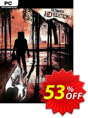 Resident Evil 4 Ultimate HD Edition PC (EU) discount coupon Resident Evil 4 Ultimate HD Edition PC (EU) Deal 2021 CDkeys - Resident Evil 4 Ultimate HD Edition PC (EU) Exclusive Sale offer for iVoicesoft