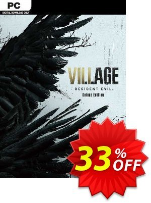 Resident Evil Village - Deluxe Edition PC (WW) discount coupon Resident Evil Village - Deluxe Edition PC (WW) Deal 2021 CDkeys - Resident Evil Village - Deluxe Edition PC (WW) Exclusive Sale offer for iVoicesoft