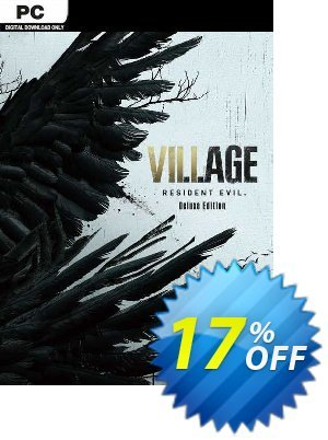 Resident Evil Village - Deluxe Edition PC (EU) discount coupon Resident Evil Village - Deluxe Edition PC (EU) Deal 2021 CDkeys - Resident Evil Village - Deluxe Edition PC (EU) Exclusive Sale offer for iVoicesoft