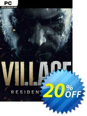 Resident Evil Village PC (EU) discount coupon Resident Evil Village PC (EU) Deal 2021 CDkeys - Resident Evil Village PC (EU) Exclusive Sale offer for iVoicesoft
