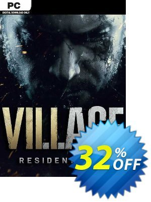 Resident Evil Village PC (WW) discount coupon Resident Evil Village PC (WW) Deal 2021 CDkeys - Resident Evil Village PC (WW) Exclusive Sale offer for iVoicesoft