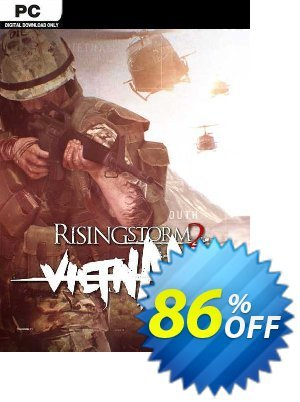 Rising Storm 2: Vietnam PC (EU) discount coupon Rising Storm 2: Vietnam PC (EU) Deal 2021 CDkeys - Rising Storm 2: Vietnam PC (EU) Exclusive Sale offer for iVoicesoft