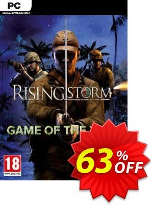 Rising Storm: Game of the Year Edition PC discount coupon Rising Storm: Game of the Year Edition PC Deal 2021 CDkeys - Rising Storm: Game of the Year Edition PC Exclusive Sale offer for iVoicesoft