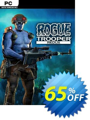 Rogue Trooper Redux PC discount coupon Rogue Trooper Redux PC Deal 2021 CDkeys - Rogue Trooper Redux PC Exclusive Sale offer for iVoicesoft