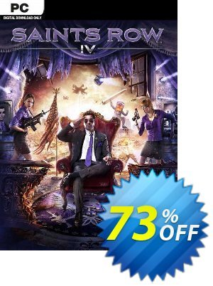 Saints Row IV PC (EU) discount coupon Saints Row IV PC (EU) Deal 2021 CDkeys - Saints Row IV PC (EU) Exclusive Sale offer for iVoicesoft