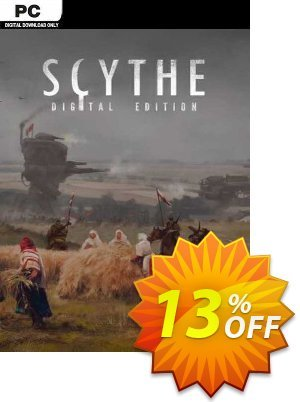 Scythe Digital Edition PC discount coupon Scythe Digital Edition PC Deal 2021 CDkeys - Scythe Digital Edition PC Exclusive Sale offer for iVoicesoft