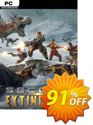 Second Extinction PC discount coupon Second Extinction PC Deal 2021 CDkeys - Second Extinction PC Exclusive Sale offer for iVoicesoft