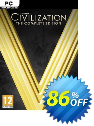 Sid Meier's Civilization V: Complete Edition PC (EU) discount coupon Sid Meier's Civilization V: Complete Edition PC (EU) Deal 2021 CDkeys - Sid Meier's Civilization V: Complete Edition PC (EU) Exclusive Sale offer for iVoicesoft