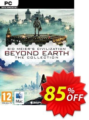 Sid Meier's Civilization: Beyond Earth – The Collection PC (EU) discount coupon Sid Meier's Civilization: Beyond Earth – The Collection PC (EU) Deal 2021 CDkeys - Sid Meier's Civilization: Beyond Earth – The Collection PC (EU) Exclusive Sale offer for iVoicesoft