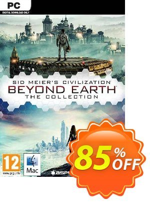 Sid Meier's Civilization: Beyond Earth – The Collection PC discount coupon Sid Meier's Civilization: Beyond Earth – The Collection PC Deal 2021 CDkeys - Sid Meier's Civilization: Beyond Earth – The Collection PC Exclusive Sale offer for iVoicesoft