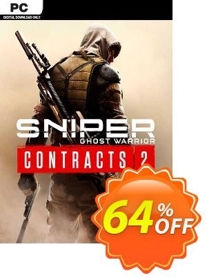 Sniper Ghost Warrior Contracts 2 PC Coupon, discount Sniper Ghost Warrior Contracts 2 PC Deal 2021 CDkeys. Promotion: Sniper Ghost Warrior Contracts 2 PC Exclusive Sale offer for iVoicesoft