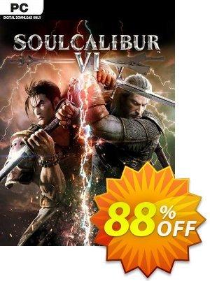 Soulcalibur VI PC (EU) discount coupon Soulcalibur VI PC (EU) Deal 2021 CDkeys - Soulcalibur VI PC (EU) Exclusive Sale offer for iVoicesoft