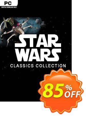 Star Wars Classic Collection PC discount coupon Star Wars Classic Collection PC Deal 2021 CDkeys - Star Wars Classic Collection PC Exclusive Sale offer for iVoicesoft