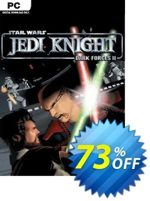 STAR WARS Jedi Knight: Dark Forces II PC discount coupon STAR WARS Jedi Knight: Dark Forces II PC Deal 2021 CDkeys - STAR WARS Jedi Knight: Dark Forces II PC Exclusive Sale offer for iVoicesoft