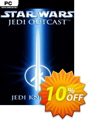 STAR WARS Jedi Knight II - Jedi Outcast PC discount coupon STAR WARS Jedi Knight II - Jedi Outcast PC Deal 2021 CDkeys - STAR WARS Jedi Knight II - Jedi Outcast PC Exclusive Sale offer for iVoicesoft