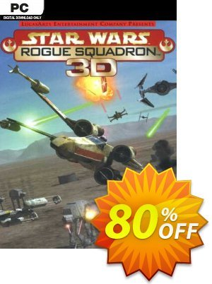 STAR WARS: Rogue Squadron 3D PC discount coupon STAR WARS: Rogue Squadron 3D PC Deal 2021 CDkeys - STAR WARS: Rogue Squadron 3D PC Exclusive Sale offer for iVoicesoft