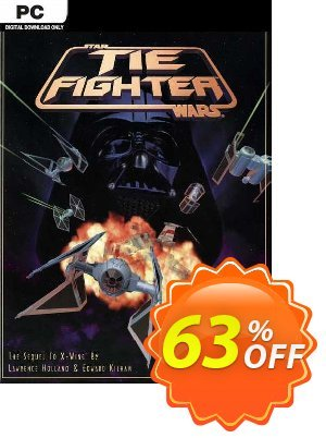 Star Wars: TIE Fighter Special Edition PC discount coupon Star Wars: TIE Fighter Special Edition PC Deal 2021 CDkeys - Star Wars: TIE Fighter Special Edition PC Exclusive Sale offer for iVoicesoft