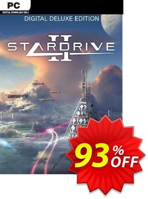 StarDrive 2 Deluxe Edition PC Coupon discount StarDrive 2 Deluxe Edition PC Deal 2021 CDkeys